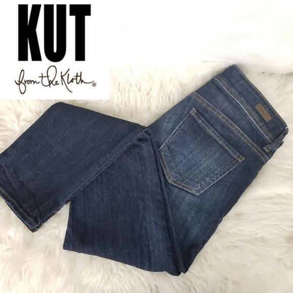 Kut from the Kloth Denim - KUT From The Kloth Cameron Straight Leg